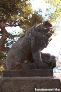 碑文谷八幡神社(目黒区碑文谷)28