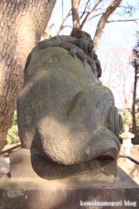 碑文谷八幡神社(目黒区碑文谷)33