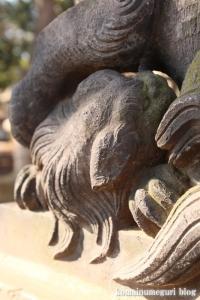 碑文谷八幡神社(目黒区碑文谷)36