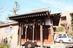 桜森稲荷神社(目黒区平町)8
