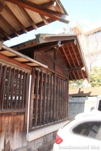 桜森稲荷神社(目黒区平町)9