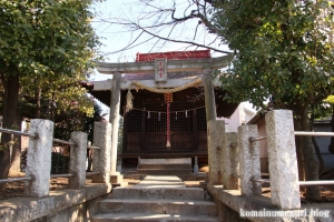 北野神社(目黒区柿の木坂)1