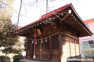 北野神社(目黒区柿の木坂)9