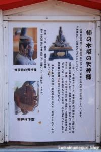 北野神社(目黒区柿の木坂)2