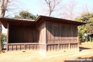 宇佐神社(世田谷区尾山台)16
