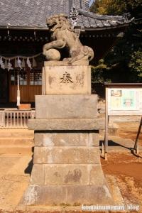 宇佐神社(世田谷区尾山台)5