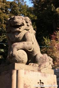 宇佐神社(世田谷区尾山台)6