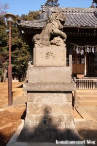 宇佐神社(世田谷区尾山台)9