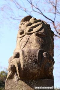 宇佐神社(世田谷区尾山台)8