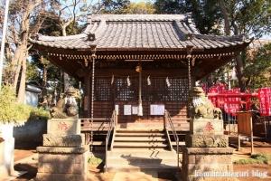 八幡神社(大田区田園調布)20