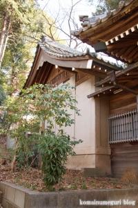 八幡神社(大田区田園調布)22