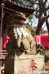 八幡神社(大田区田園調布)9