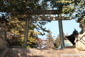 六所神社(世田谷区野毛)3