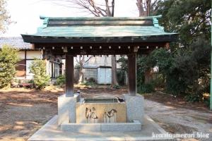 六所神社(世田谷区野毛)4