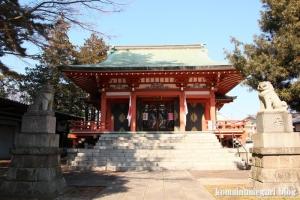六所神社(世田谷区野毛)6