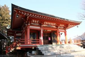 六所神社(世田谷区野毛)7