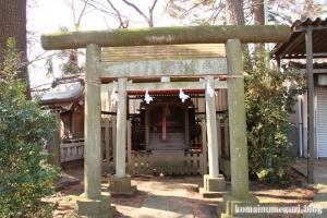 六所神社(世田谷区野毛)9