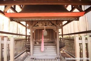 六所神社(世田谷区野毛)10