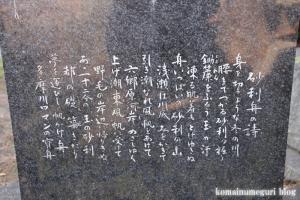 六所神社(世田谷区野毛)13
