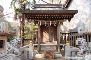 六所神社(世田谷区野毛)18