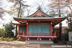 六所神社(世田谷区野毛)34