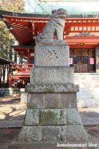 六所神社(世田谷区野毛)27