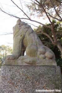 六所神社(世田谷区野毛)29
