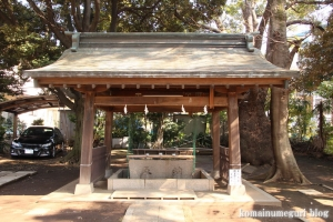 玉川神社(世田谷区等々力)6
