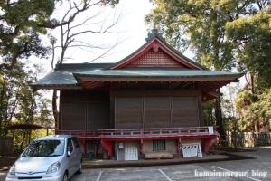 玉川神社(世田谷区等々力)8