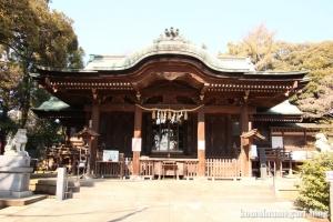 玉川神社(世田谷区等々力)29