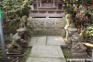 玉川神社(世田谷区等々力)38