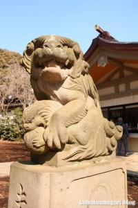 玉川神社(世田谷区等々力)12
