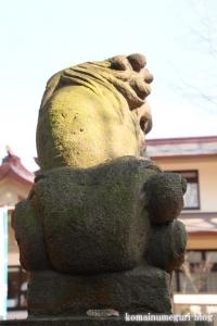 玉川神社(世田谷区等々力)18