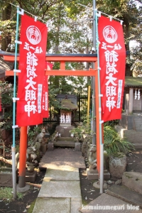 玉川神社(世田谷区等々力)34