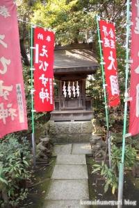 玉川神社(世田谷区等々力)36