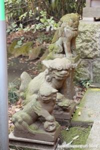 玉川神社(世田谷区等々力)40