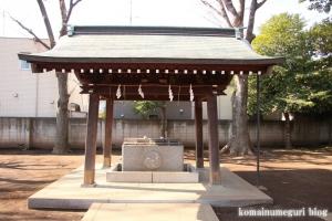 天祖神社(世田谷区中町)3