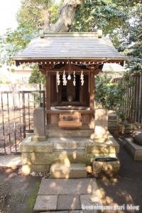 天祖神社(世田谷区中町)12