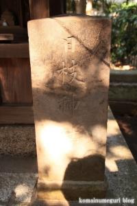 天祖神社(世田谷区中町)15