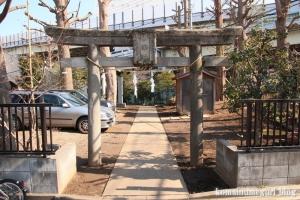 諏訪神社(世田谷区玉川)1