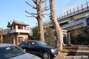 諏訪神社(世田谷区玉川)3