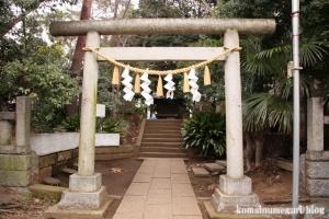 天祖神社(世田谷区経堂)5