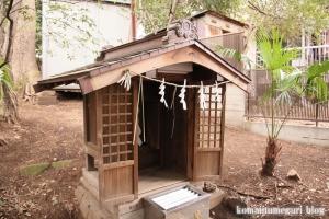 天祖神社(世田谷区経堂)7
