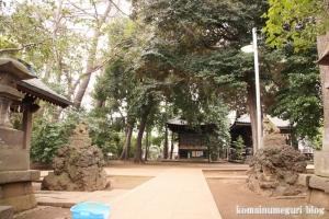 天祖神社(世田谷区経堂)8