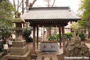 天祖神社(世田谷区経堂)9