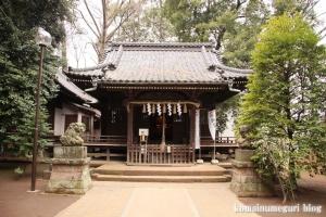 天祖神社(世田谷区経堂)24