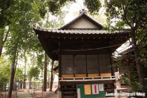 天祖神社(世田谷区経堂)29