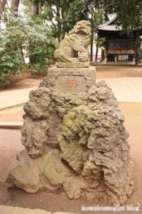 天祖神社(世田谷区経堂)16