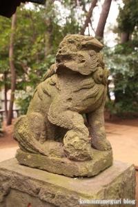 天祖神社(世田谷区経堂)17