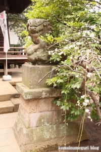天祖神社(世田谷区経堂)33
